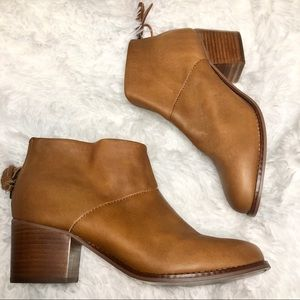 TOMS Carpe Diem Leila Brown Boots